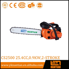 cheap MINI lightweigh chainsaws 25CC MG2500 CE