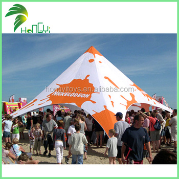 Best Quality Excellent Design Oxford Cloth Big Start Tent For Outdoor Activity