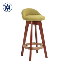 Factory bar stool wooden bar stool high chair for bar