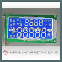 number segment display lcd digital counter display