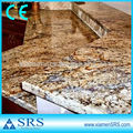 Brazil material yellow river granite countertop