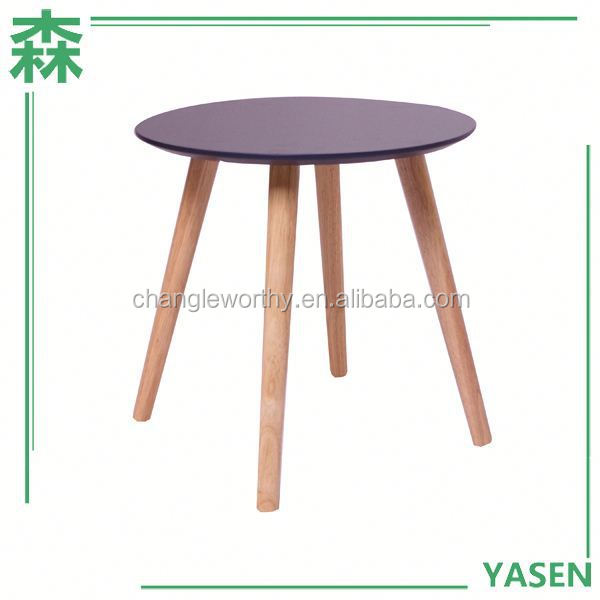 Yasen Houseware Small Wood Tea Table