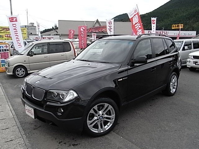 2007 BMW X3 2.5si ABA-PC25 Used Car From Japan (100912154531)