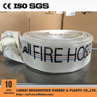 High Quality 3 inch pvc ling fire hose and flexible drain hose