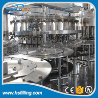 Automatic Small Bottled Isobaric Filling Machine