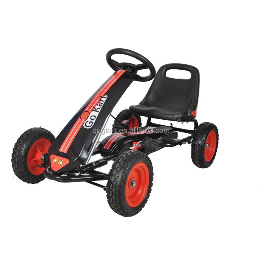 New Adult four wheels one seat pedal go cart