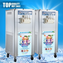 Factory supply directly fruit cooling system rent a ice cream machine