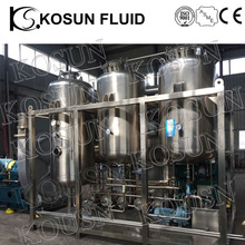 Factory price Stainless steel juice vacuum concentrator evaporator