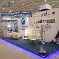 10x20 trade show display exhibition booth design