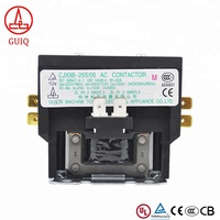 CJX9B-25S/00 high quality brand 220v single phase contactor 1 pole contactor,magnetic contactor