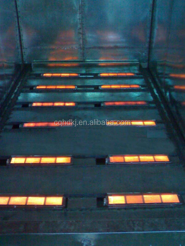 Infrared oven 2