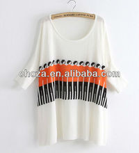C11354A HIGH QUALITY NEW ARRIVAL FASHION WOMEN'S KNITTED SWEATER/TOPS