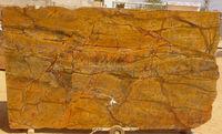 Rainforest Gold Marble Slab
