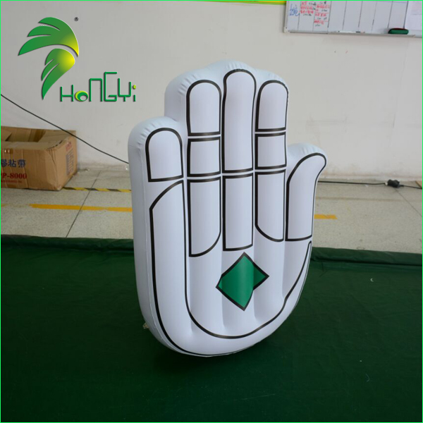 Giant Inflatable Hand / Floating Air Customized Model / Inflatable Hand for Display