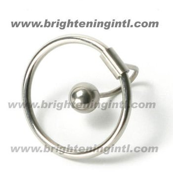The Extreme Urethral Plug with Glans Ring