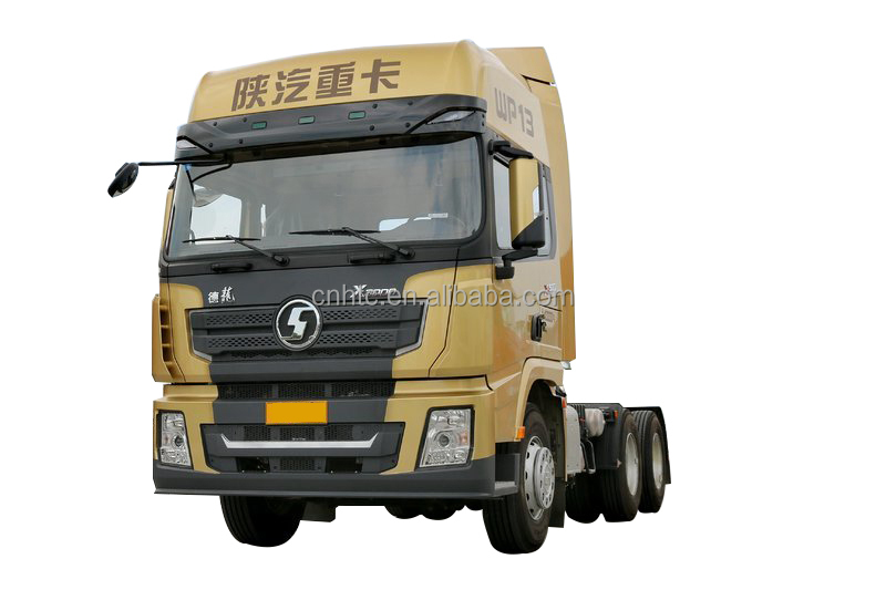 SHACMAN Tractor Truck Chinese Brand