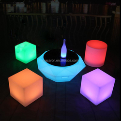 Table Lighting Led Unique Furniture Used Portable Bar Table