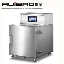vertical chamber CE standard vacuum sealer packaging machine, for coffee beans and cashew nuts