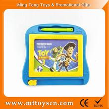 High-quality promotional magnetic plastic kids toys children's writing board