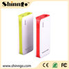 4400mah External Battery Pack USB Universal Portable Power Bank Charger for Iphone 6 5S 5 4s 4, Ipod Touch