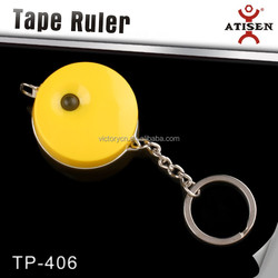 Retractable Mini Dress Makers Tape Measure Ruler 60 inch / 150cm