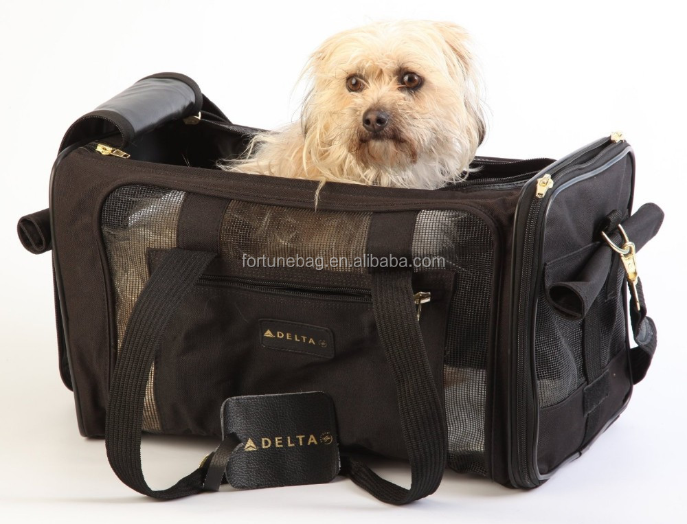 Deluxe Airline Approved Airport Pet Carrier