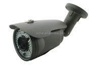 1080P 2.8~12mm varifoca lens IR outdoor IP camera