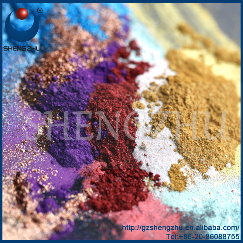20-125um 160 mesh SZR160 Alibaba VIP Supplier diamond white mica pearl pigment powder