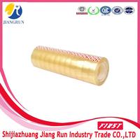 Made in china clear Acrylic Adhesive and Carton Sealing Use stationary tape,480pcs /carton,Ghana