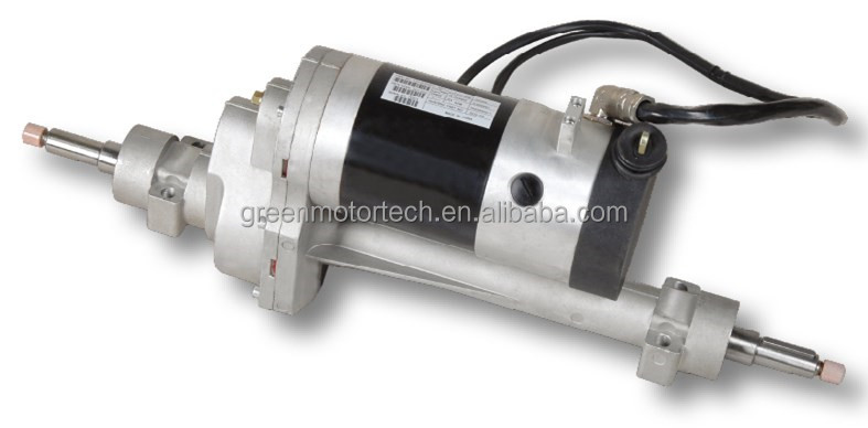 24v Dc Transaxle Motor Kit For Electric Mobility Scooter
