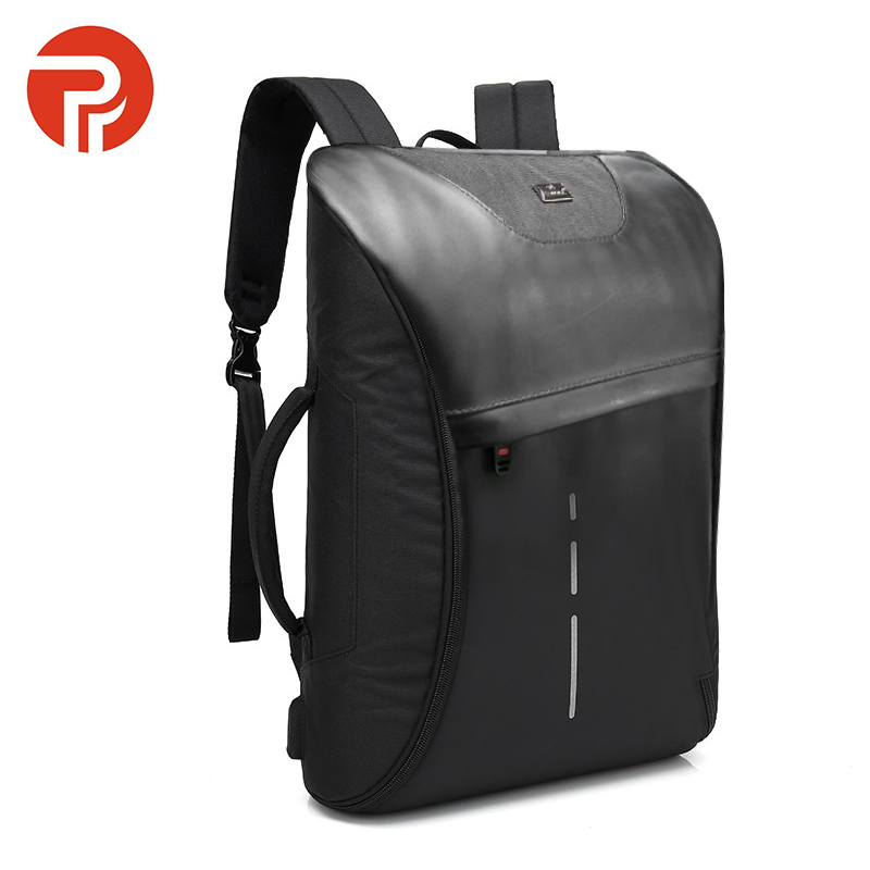 OEM service 2018 new fashion business bag laptop antitheft backpack usb mens backpack