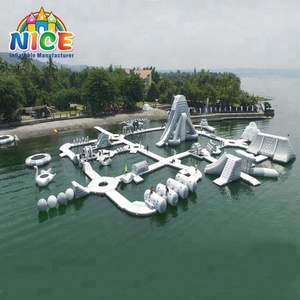 China factory price Giant mobile ultimate inflatable floating water park