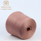 Chinese factory sell 100% ring spun colored high tenacity Polyester Yarn for knitting or weaving