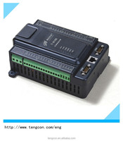 Professional wide temperature PLC TENGCON T-910S relay output plc