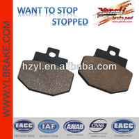 excellent quality chinese brake pads