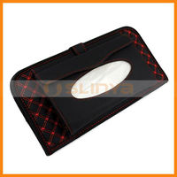 Car Tissue Box Cover with CD DVD Packaging