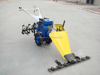 hot sell reliable quality farm cultivator 180F diesel scissor mower
