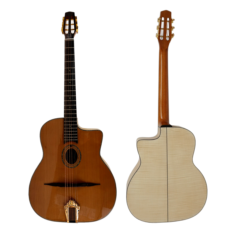 Wholesale gypsy Jazz guitar from China Aiersi factory