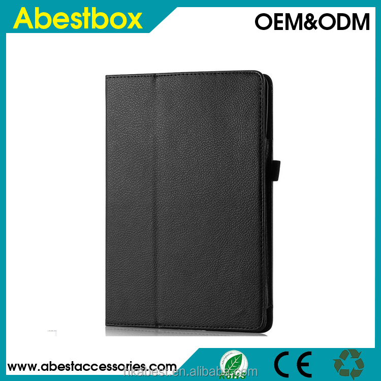 IFC003 PU Leather Cover For Apple iPad Air New iPad5 Gen 5th Folio Ultra Slim Skin Stand Smart Magnetic Flip Case 10 Colors