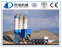 Low price hzs series consruction equipment commodity concrete mini beton mixing plant