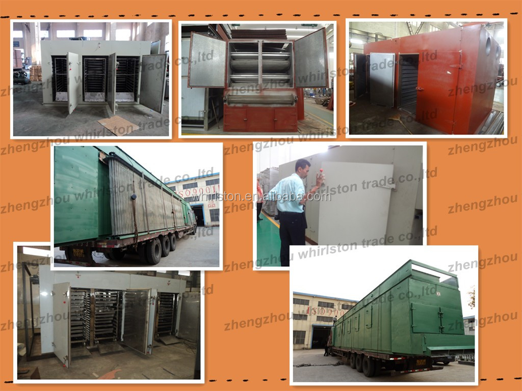 Industrial Fruit And Vegetable Drying Oven Food Rotary Dryer