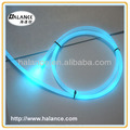milky solid side glow fiber optic lighting