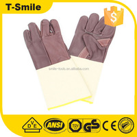 Heat resistant protective gloves Grain rigger gloves