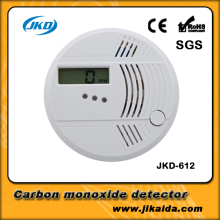 First alert carbon monoxide alarm system with digital LCD displayer