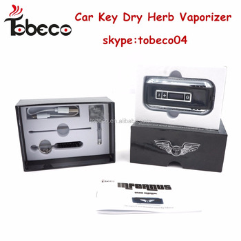 Tobeco HOT!!! AUTHENTIC Car Key dry herb vaporizer wax Car Key dry herb in stock