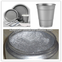 silver aluminum paste for plastic paint