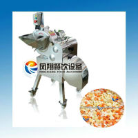 well-made bitter orange cutting machine, Ce approved vegetable cutter, fruit cubes make Mob/whatsapp: +86 18281862307 (May Liao)
