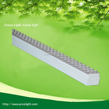 Best selling 2ft 4ft 5ft aluminum light fitting 1500mm 54w linear led light fitting