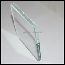2mm-19mm tempered extra clear glass