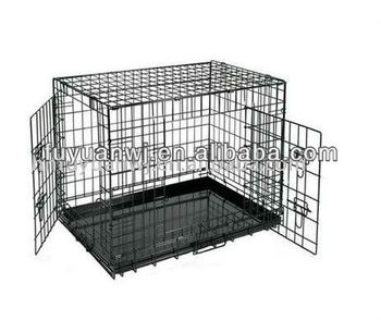 various latest design metal dog pet cages for sale (factory)